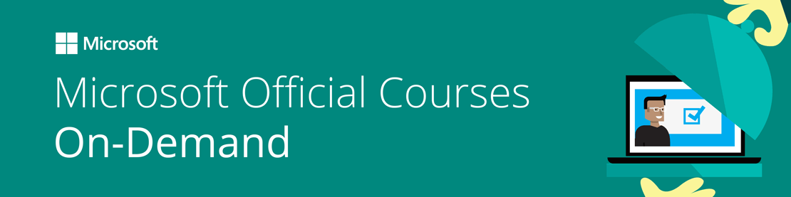 Microsoft Official Courses On-Demand
